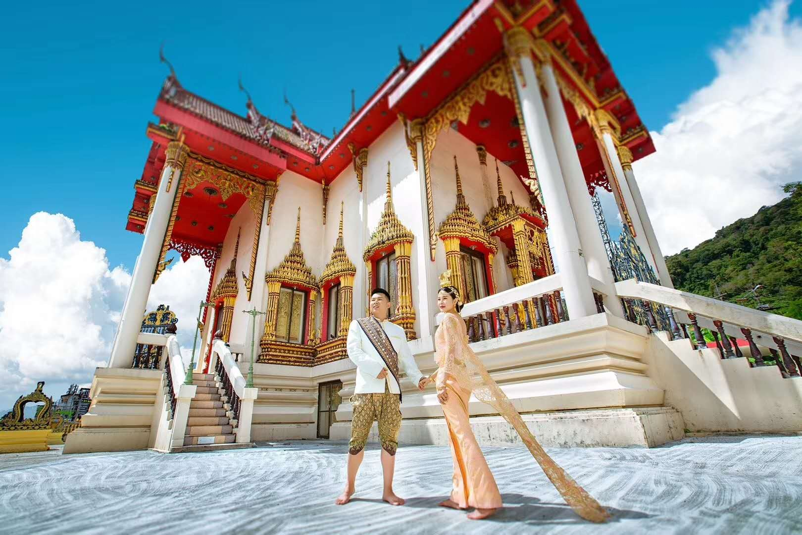 泰国旅拍婚纱照