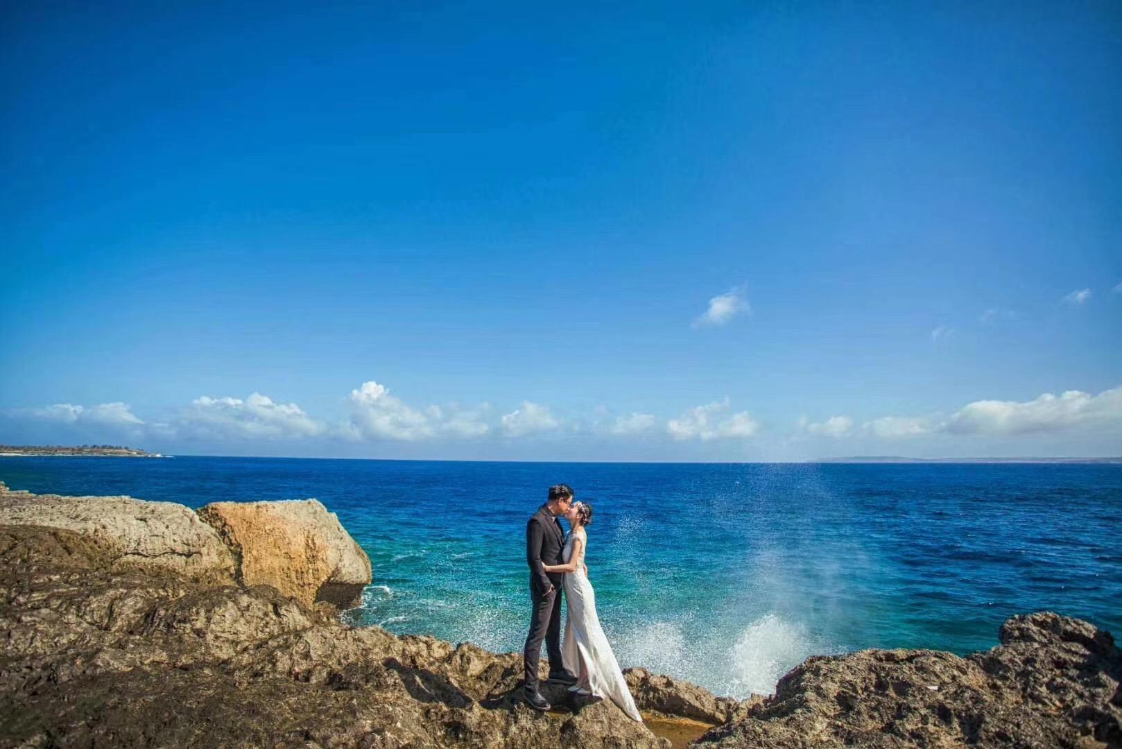 塞班岛婚纱照