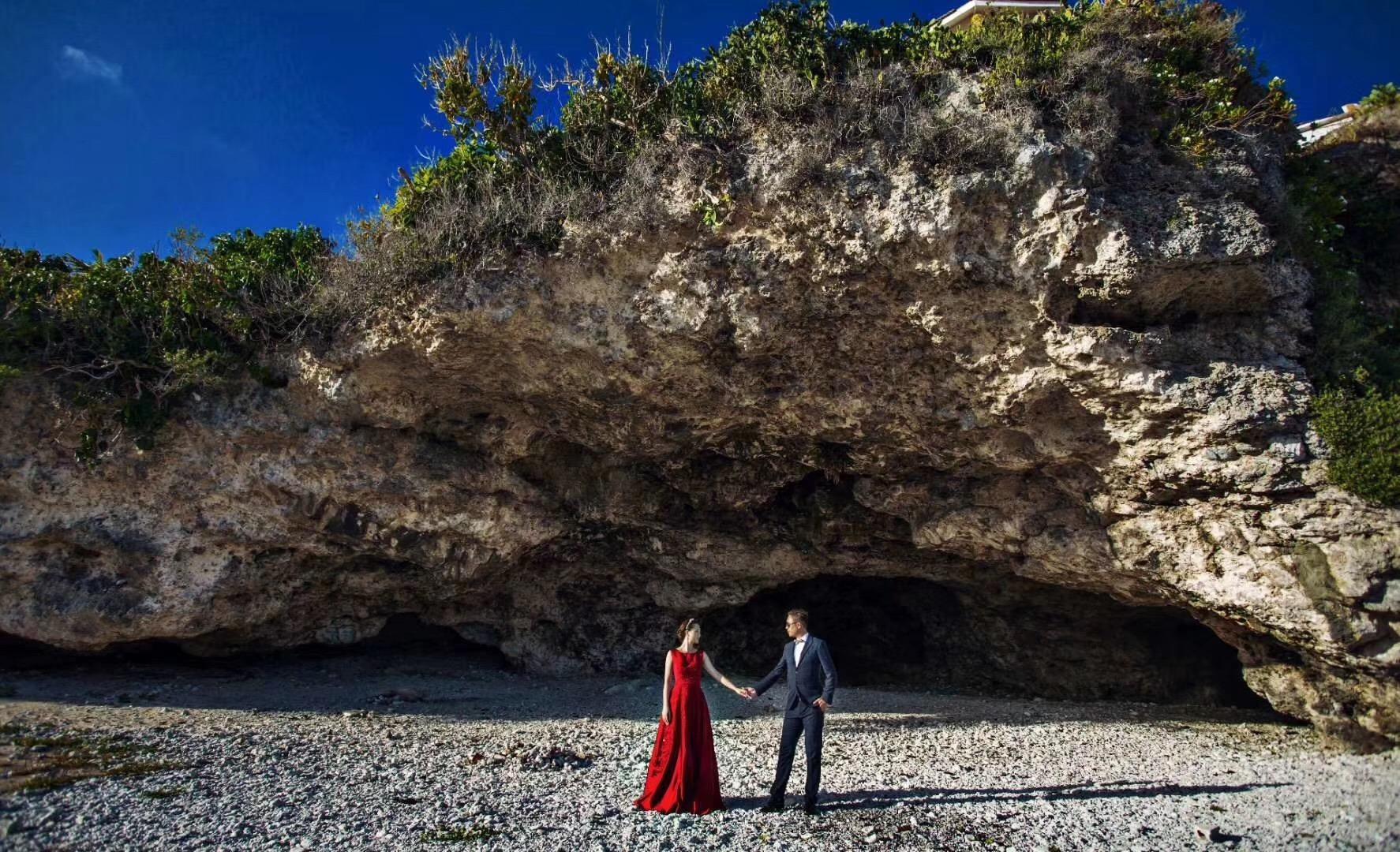 美国塞班岛婚纱照旅拍价格