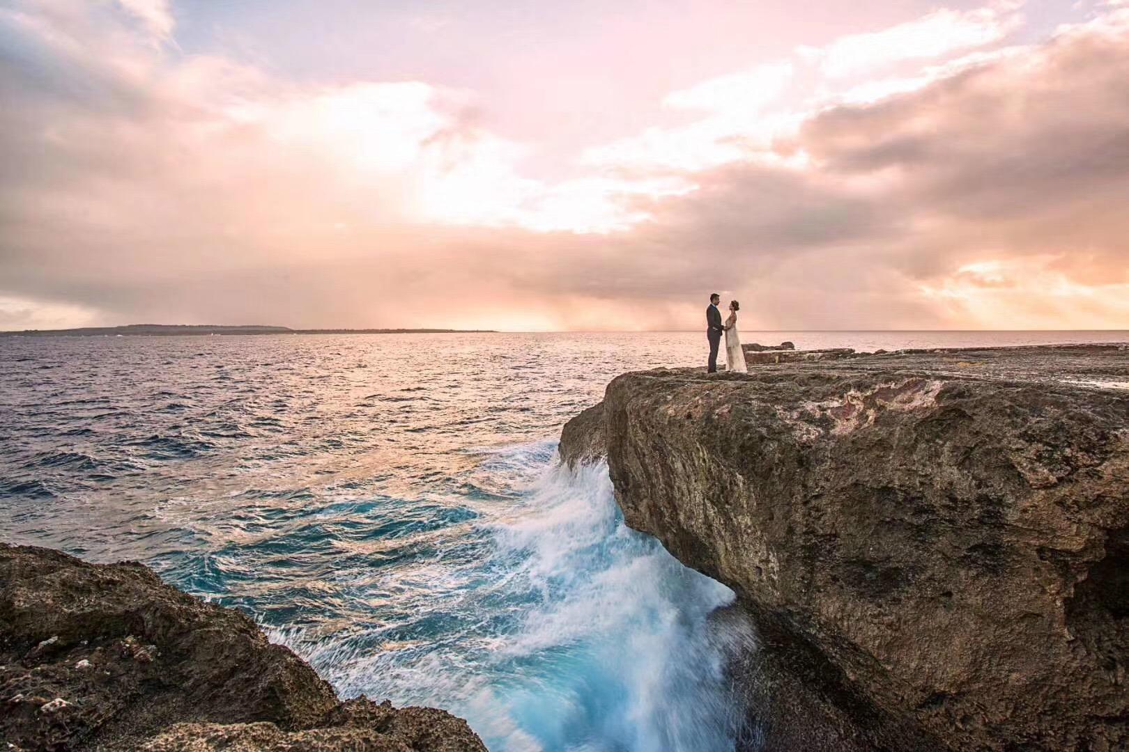 塞班岛婚纱摄影旅拍价格