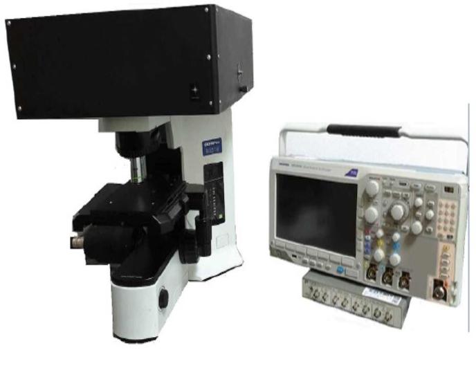Transient Photovoltage / Photocurrent System