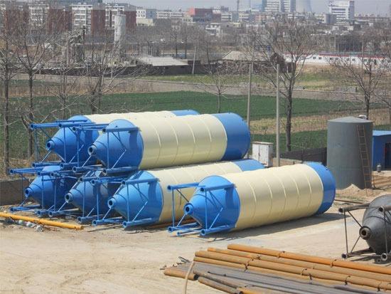 陕西立式水泥罐厂家