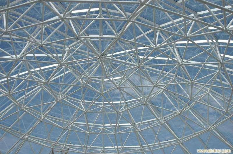 西安钢结构网架工程