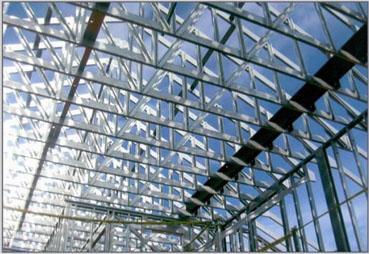 西安钢结构网架结构
