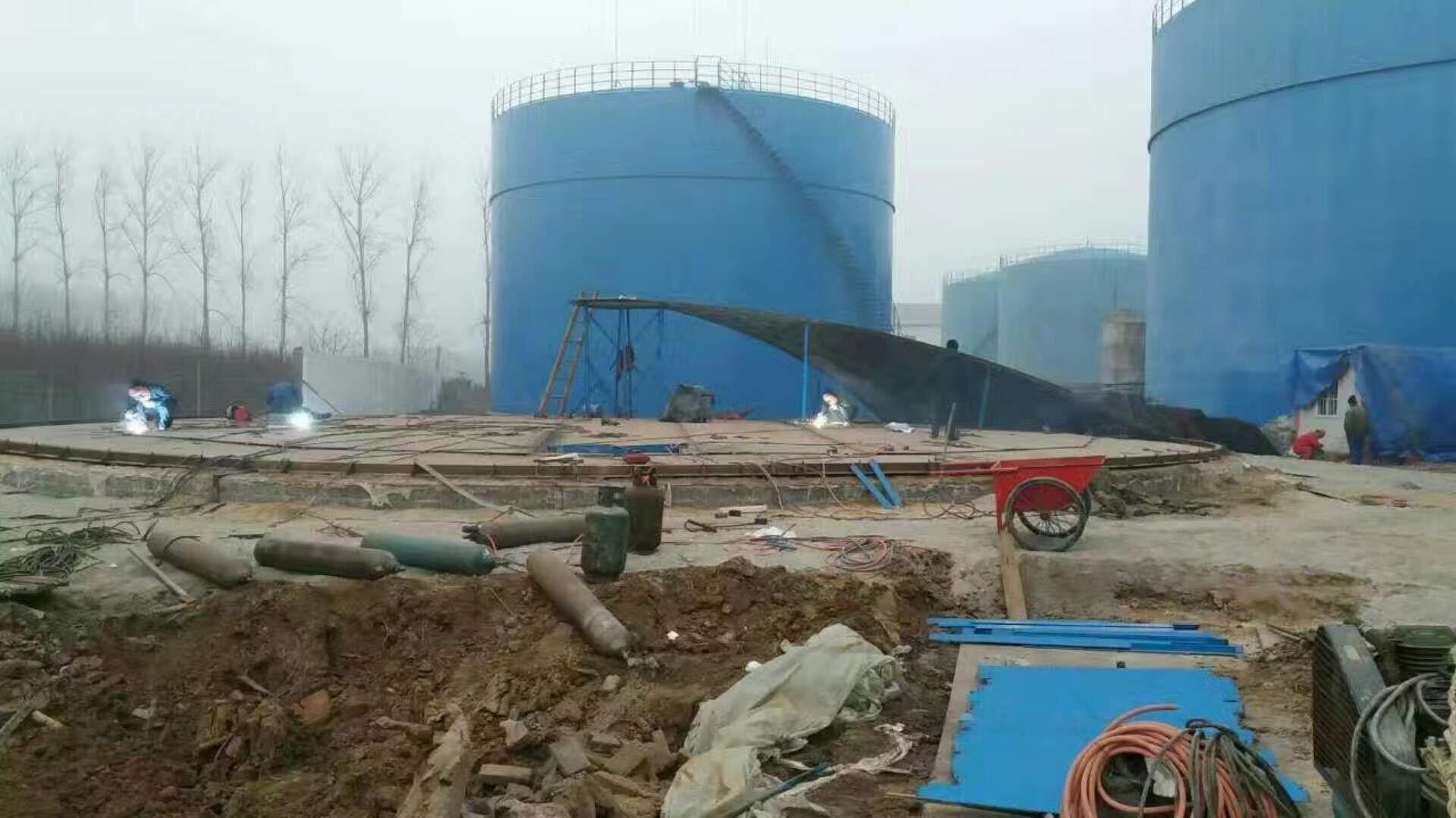 西安油罐厂