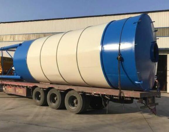 陕西水泥罐,混凝土水泥罐中螺旋输送机的故障问题