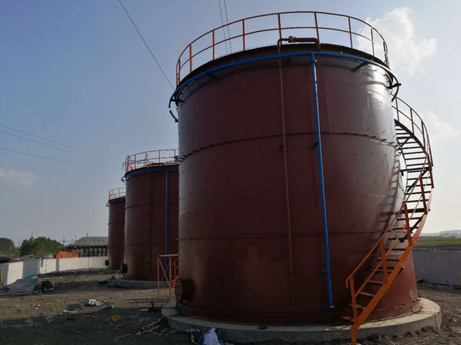 西安油罐,储油罐常见的分类以及用途