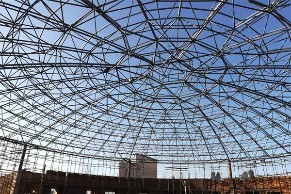 陕西网架结构,网架加工工程的入户工程验收的规范
