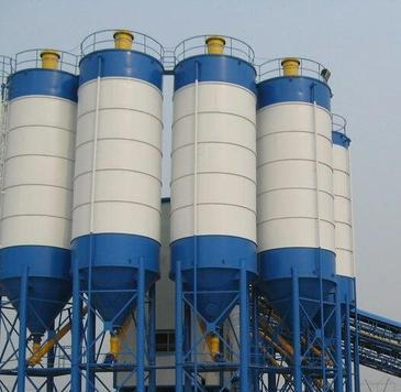 陕西水泥罐,如果搅拌站水泥罐没有紧密密封,则不能保证水泥的质量