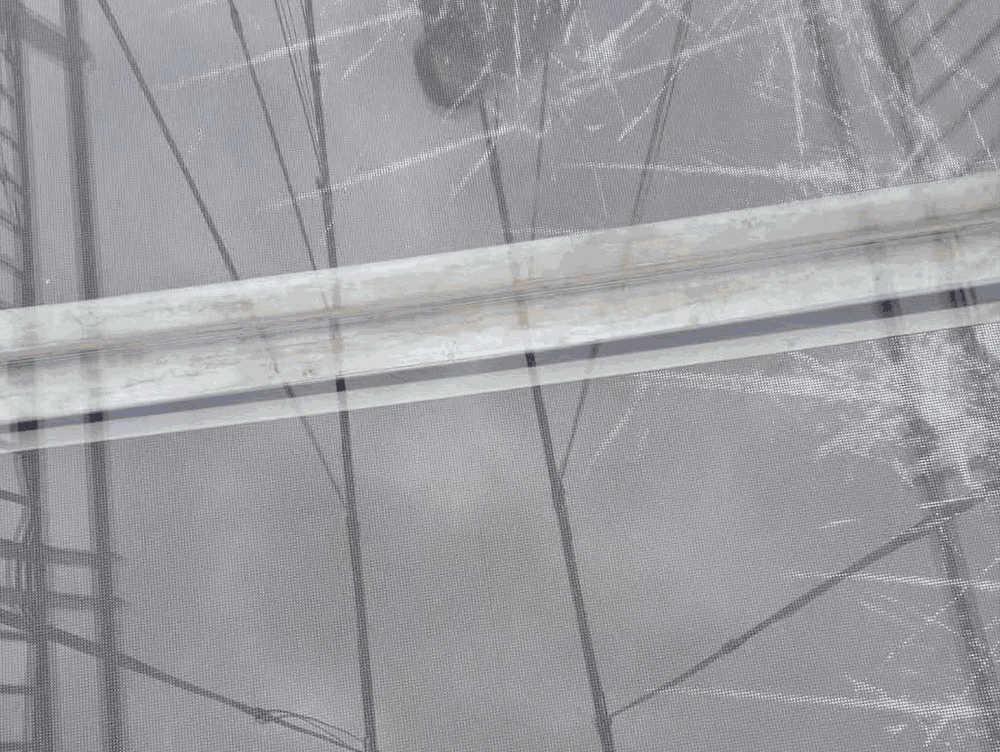三门峡玻璃栈道LED透明屏项目