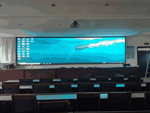 高清室内LED显示屏