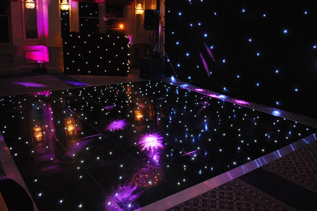 舞台LED地砖屏