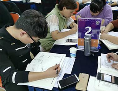 力诺员工在北京参加技能培训