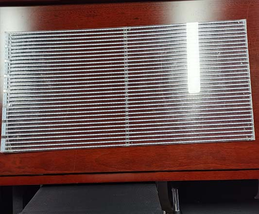 玻璃LED贴膜屏