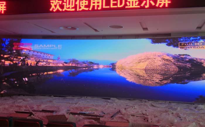 郑州LED显示屏与别的屏的区别