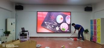 郑州小间距LED显示屏结构设计你了解吗 ?