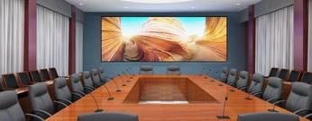 与投影仪相比,会议室再不使用LED显示屏,你就OUT了!