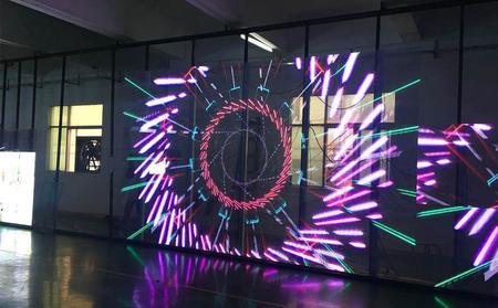 产品知识 LED透明屏的质量如何判断?