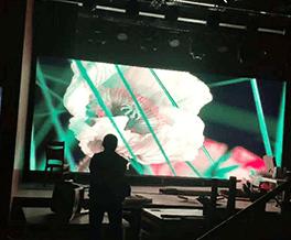 LED舞台租赁屏解决方案