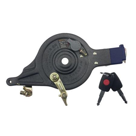 BS-100H 可调式随动锁闸(后开)