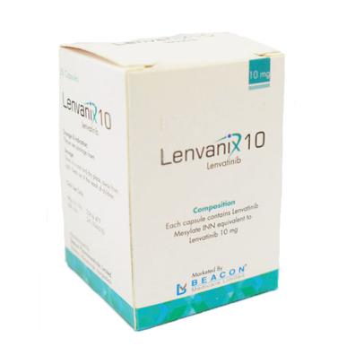 乐伐替尼 Lenvatinib Lenvanix 10mg ( Beacon )30粒 index