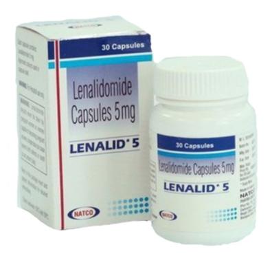 来那度胺 Lenalidomide lenalid 5mg