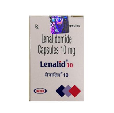来那度胺 Lenalidomide lenalid 10mg