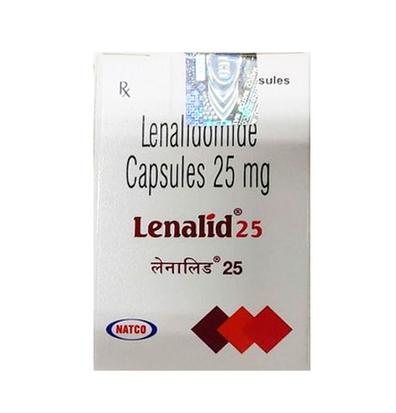 来那度胺 Lenalidomide lenalid 25mg
