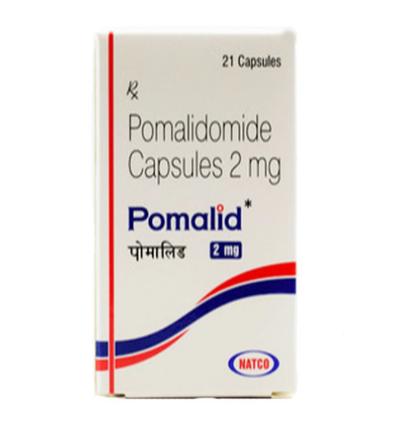 泊马度胺 Pomalidomide Pomalid 2mg