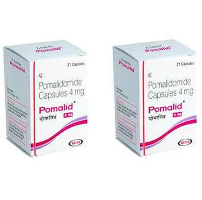 泊马度胺 Pomalidomide Pomalid 4mg