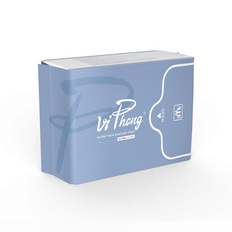 韦风超薄系列卫生巾-日用245mm*8片