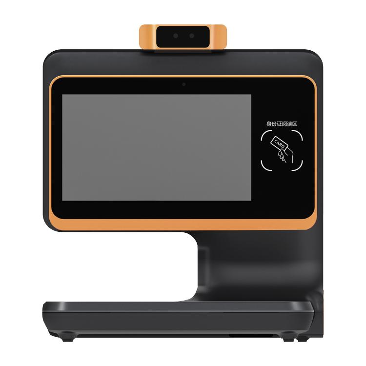HWD-V2Andriod安卓双面人脸访客机双屏