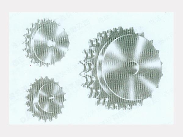 12A鏈輪選型參數