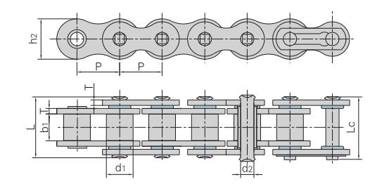 O型密封圈鏈