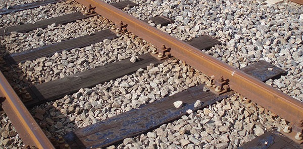 What are the functions of railway fixture in railway fixed system