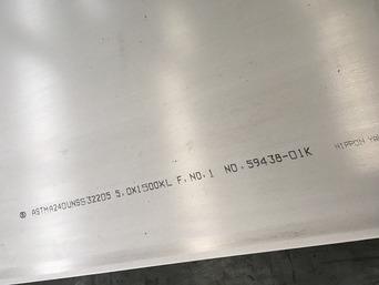 2205双相钢\UNS S32205