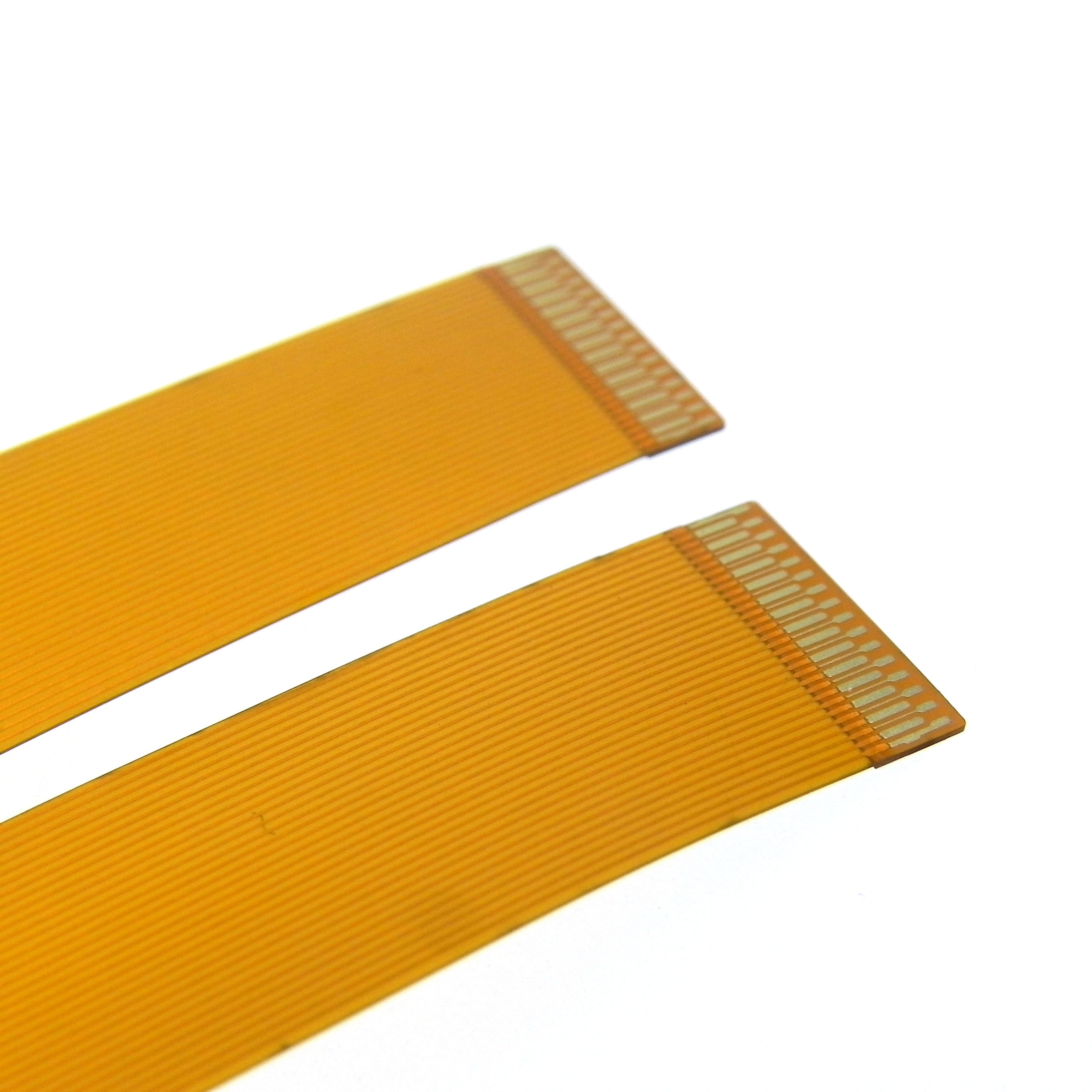 Custom  0.3mm pitch 31pin 100mm flexible  flat fpc cable  match with FH35C-31S-0.3SHW