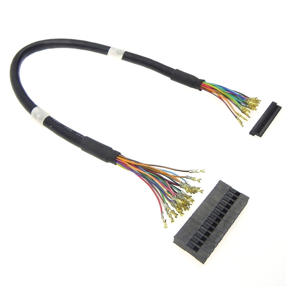 JAE FI-S20S lvds cable pinout as per customer's request