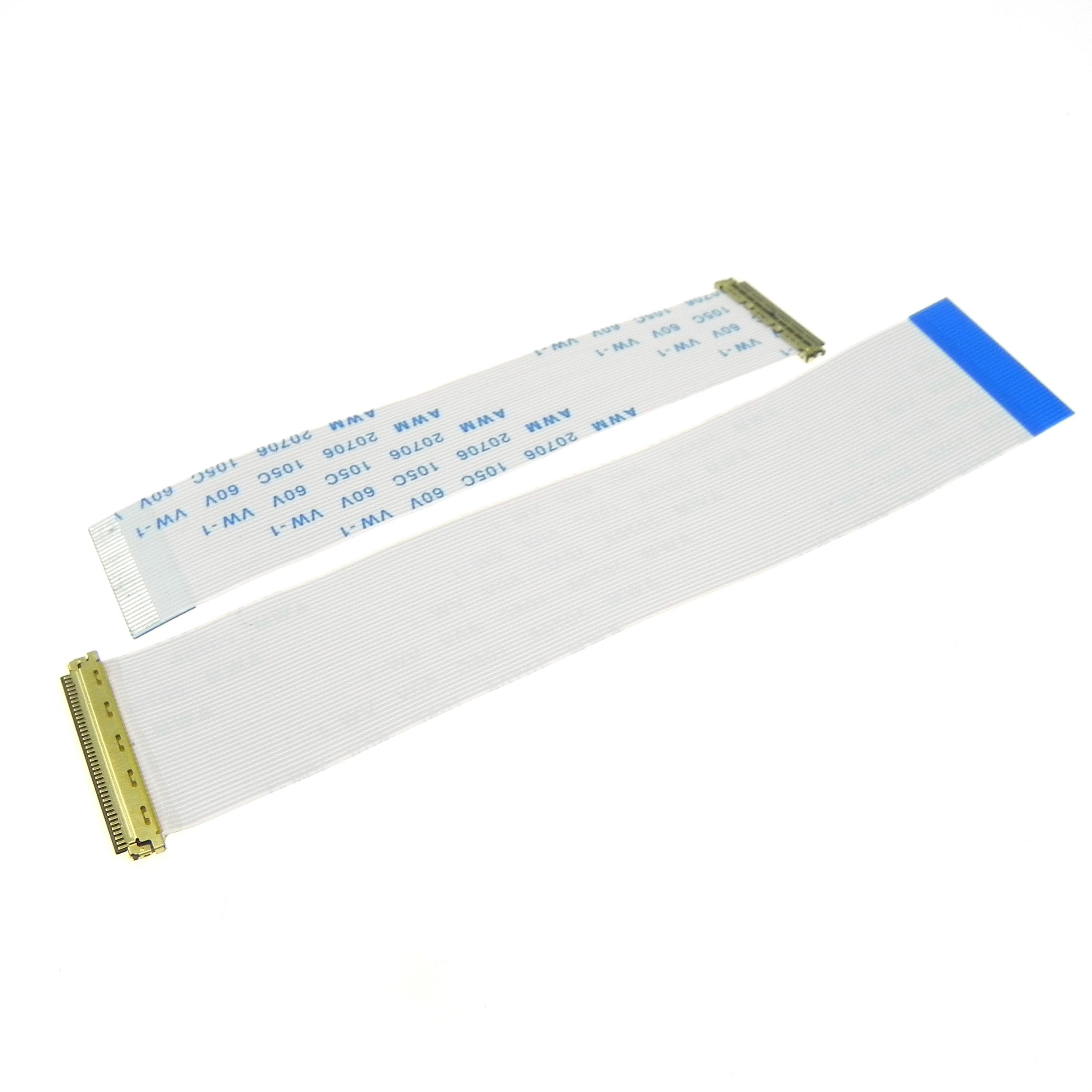 I-pex 20455 20454 0.5mm Lvds FFC flat cable