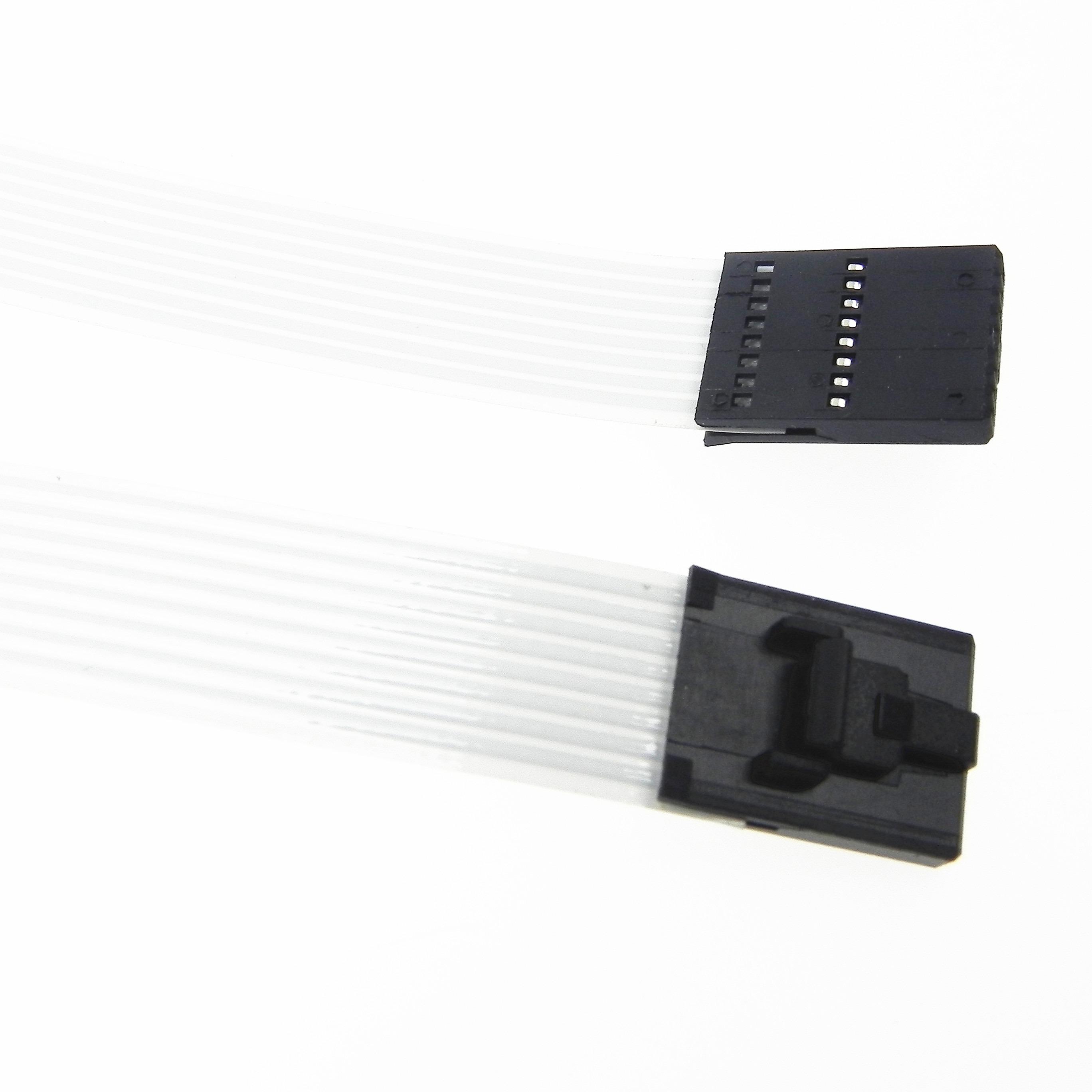 8pin 210mm long E type Flat cable