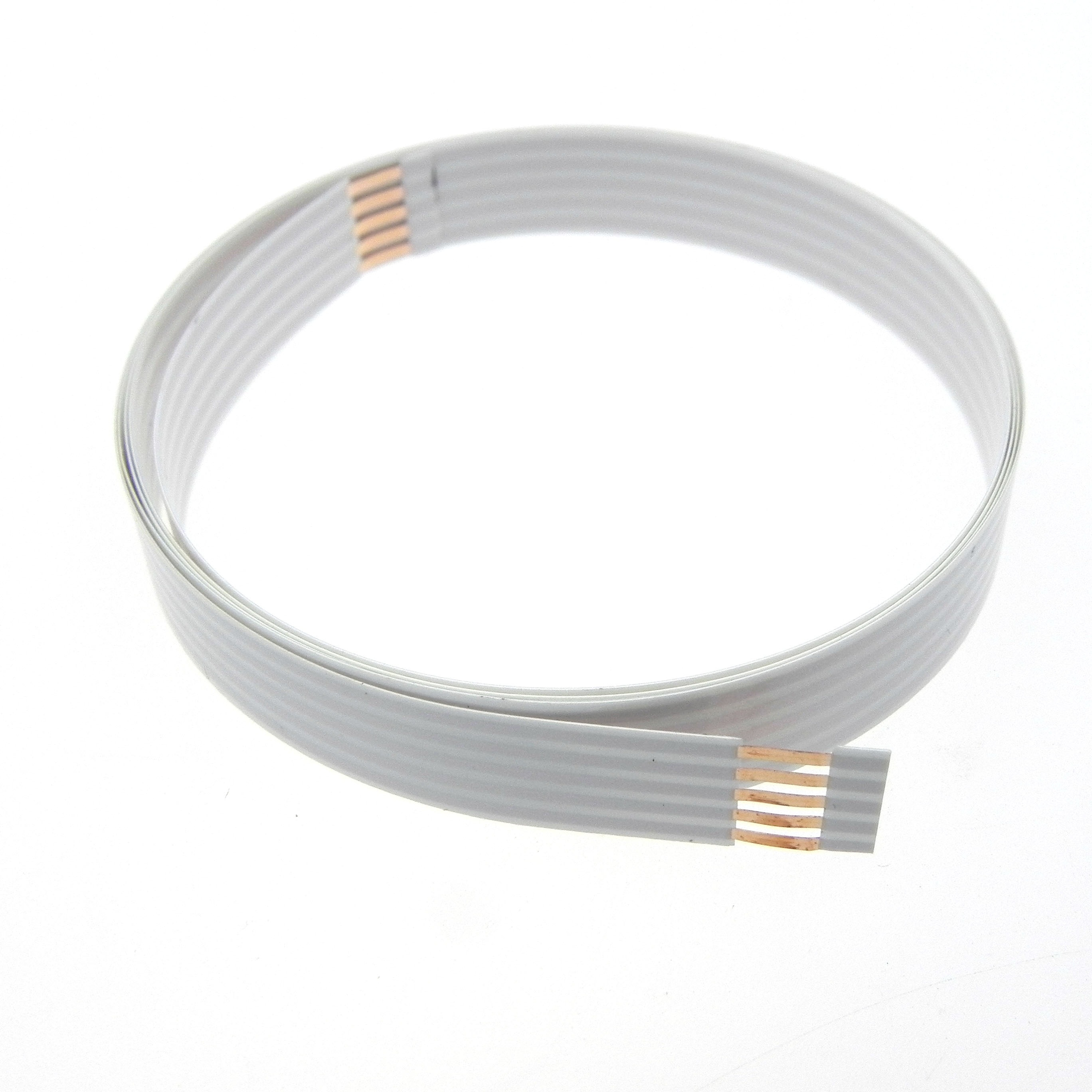 5pin 1.4mm 660mm long airbag flat cable