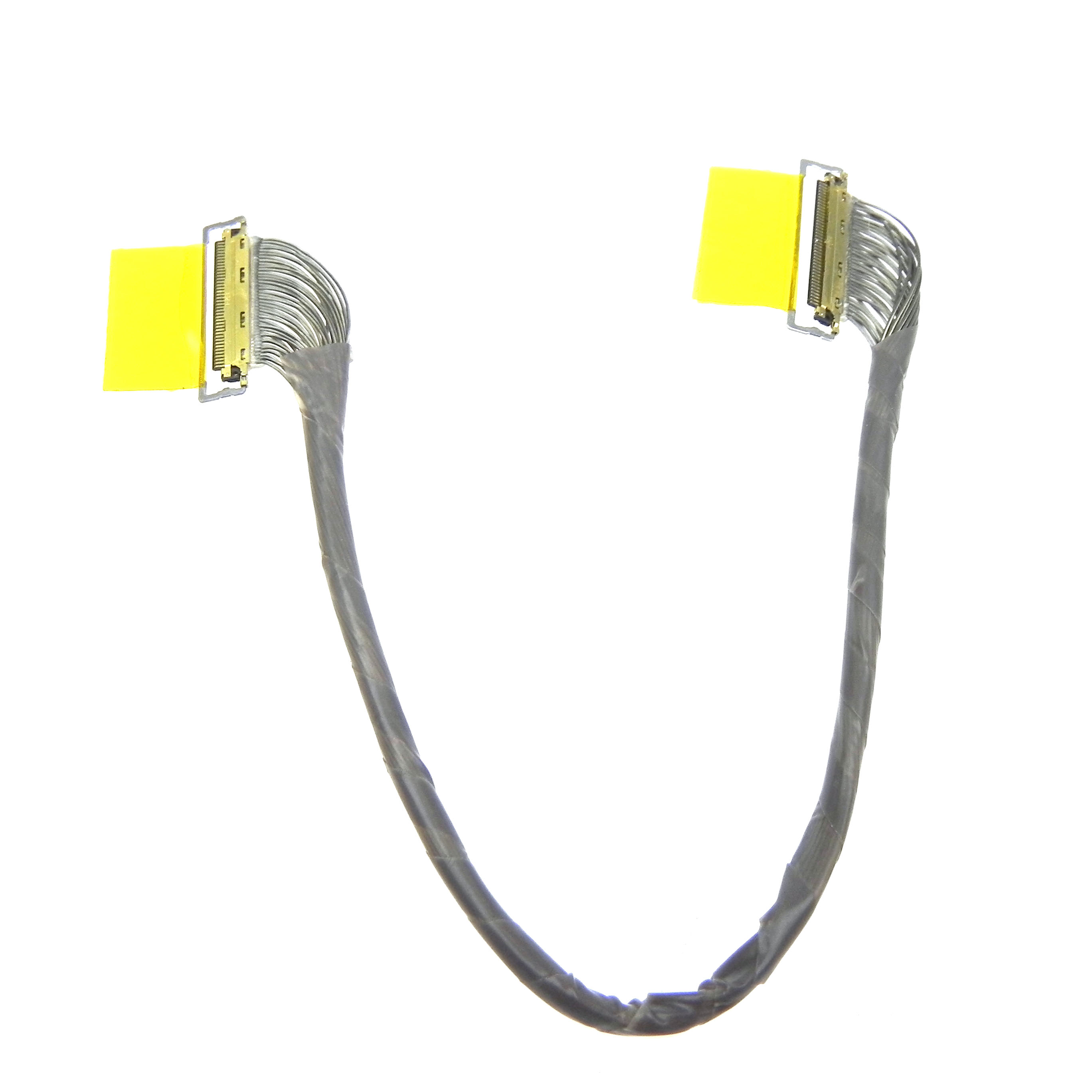 I-PEX 20454 30pin 0.5mm pitch micro coaxial edp lvds cable