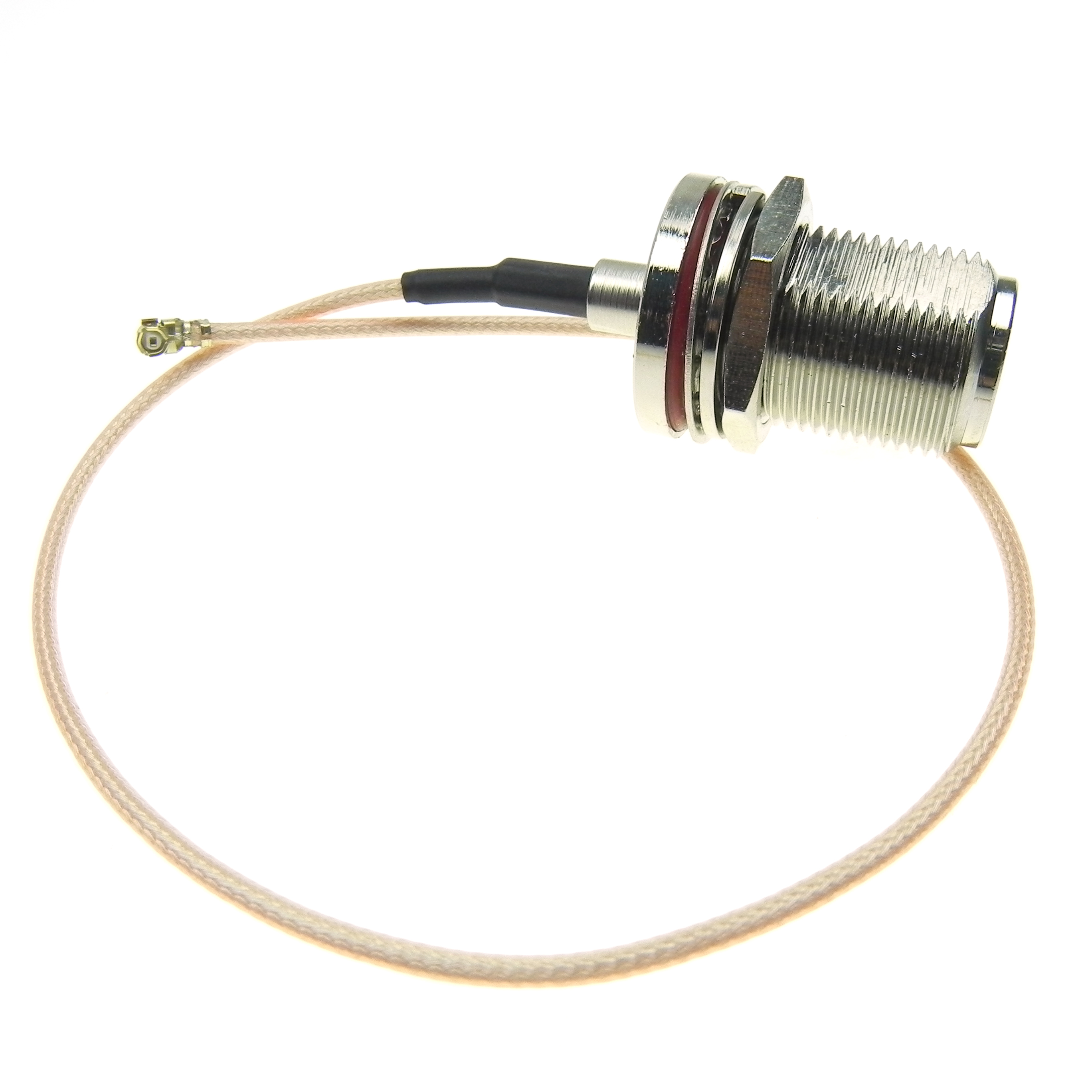 OEM ODM UHL to N-ky coaxial cable assembly