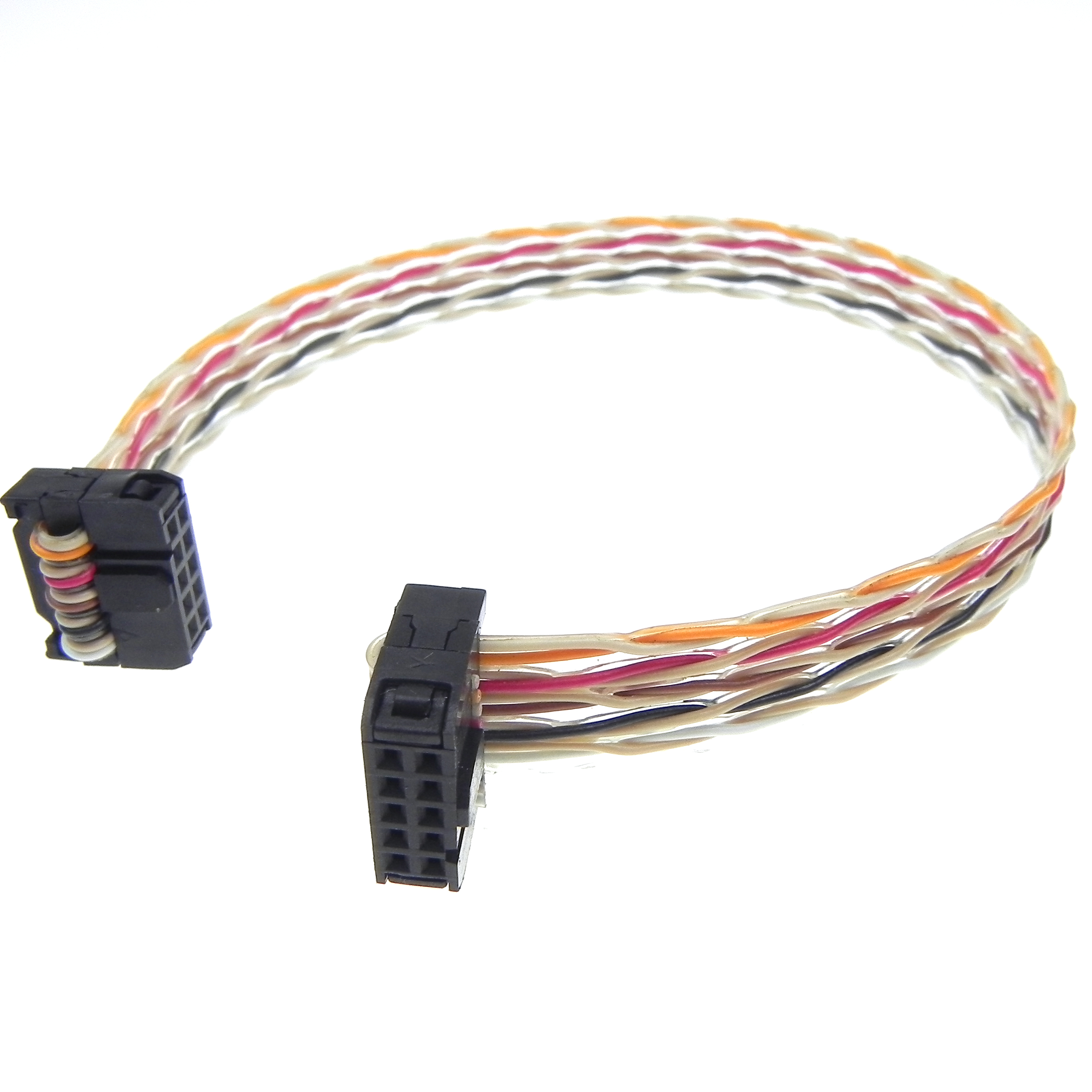 Customised twisted pair IDC cable