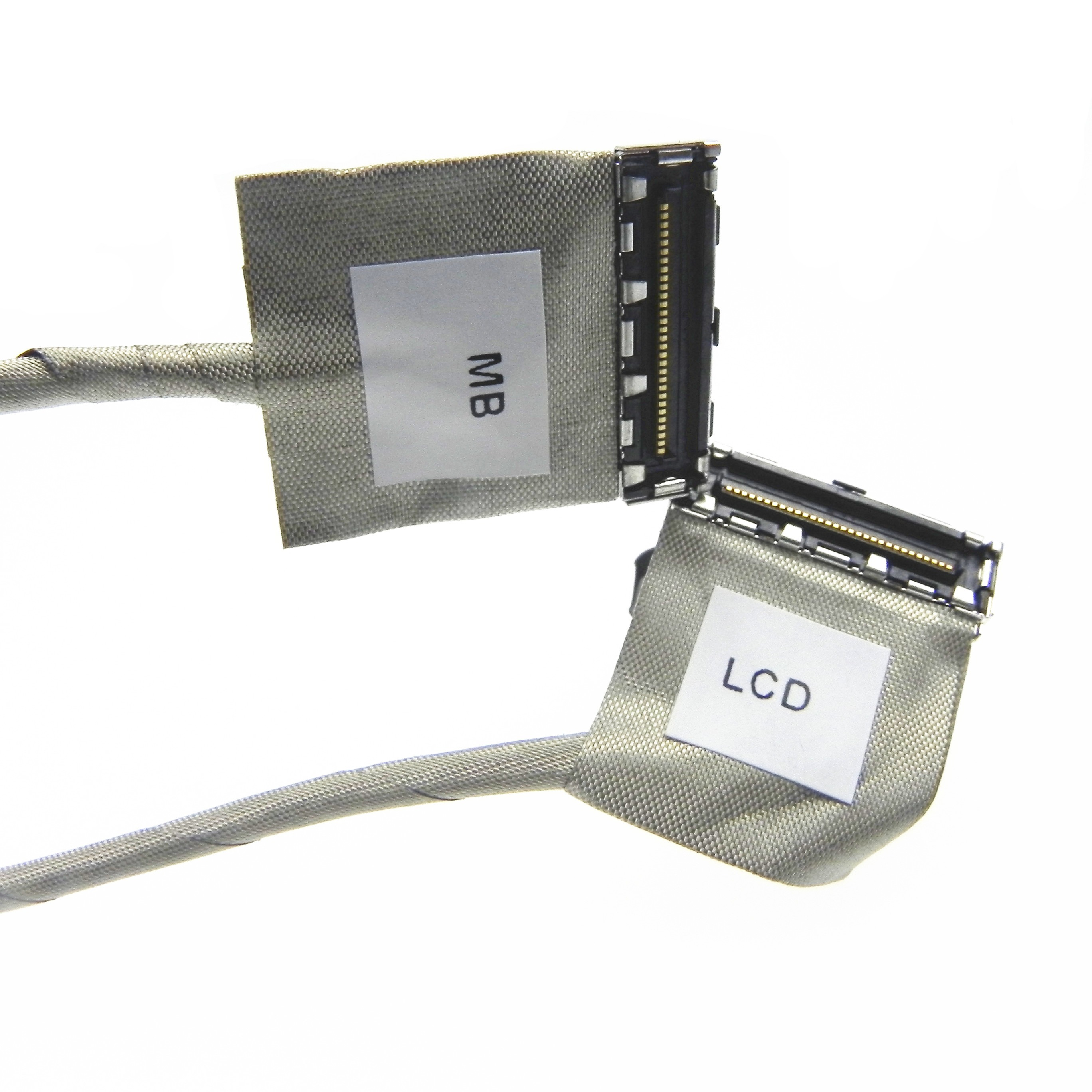 Custom LCD cable assembly