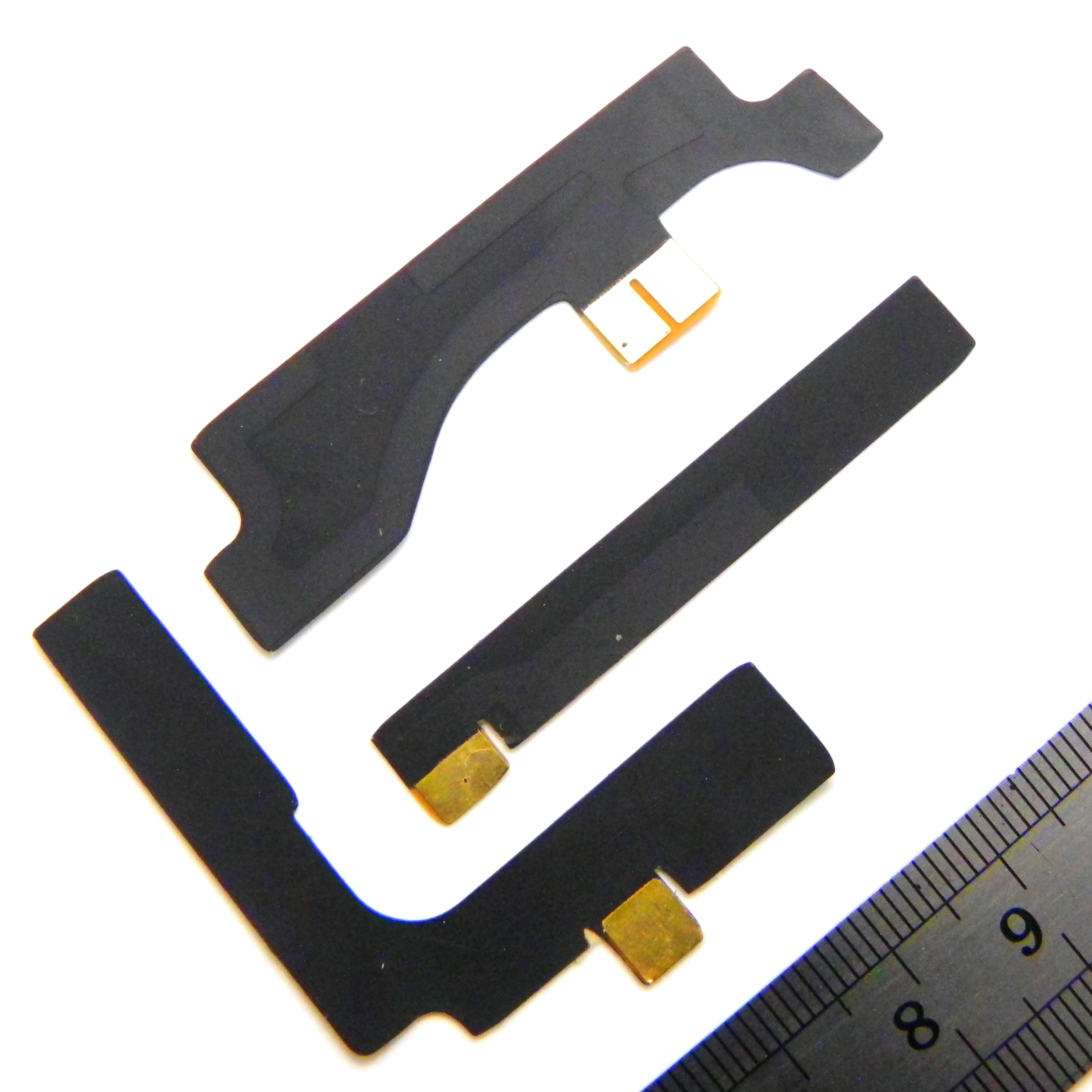 Shielded touch screen digital ffc fpc cable