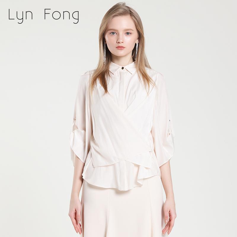 2021春夏新品设计师品牌休闲纯色衬衫