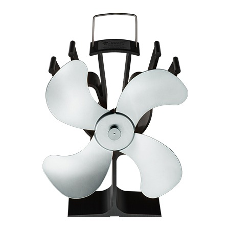 Heat Powered Wood Stove Fan Fireplace Fan 2020 Upgrade Designed for Wood Log Gas Pellet Stove