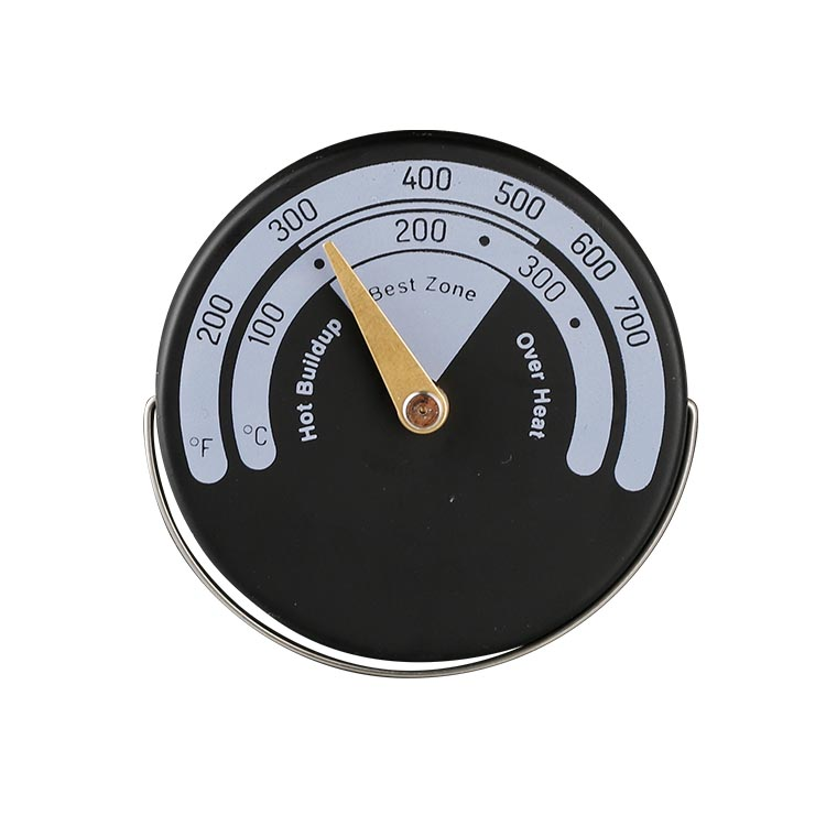 Stove Thermometer for Wood Log Burning Fireplace