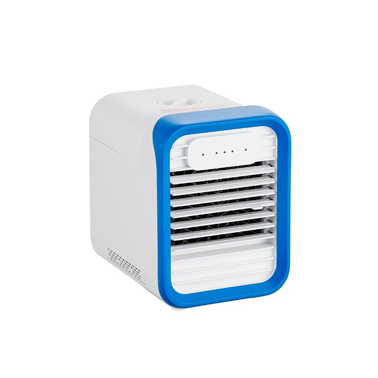 Portable Air Conditioner Fan, Personal Air Cooler, 3-in-1 of Air Conditioner, Humidifier, Air Purifier